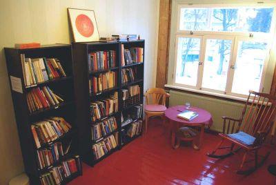 Budakoja raamatukogu