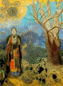 redon-buddha