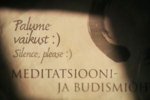 Tartu meditatsiooni- ja budismiõhtud