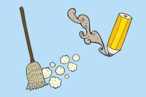 kirjutamine-ja-koristamine